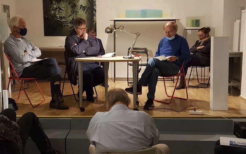 Wolfram Hirche, Hans-Karl Fischer, Andreas Wiehl
