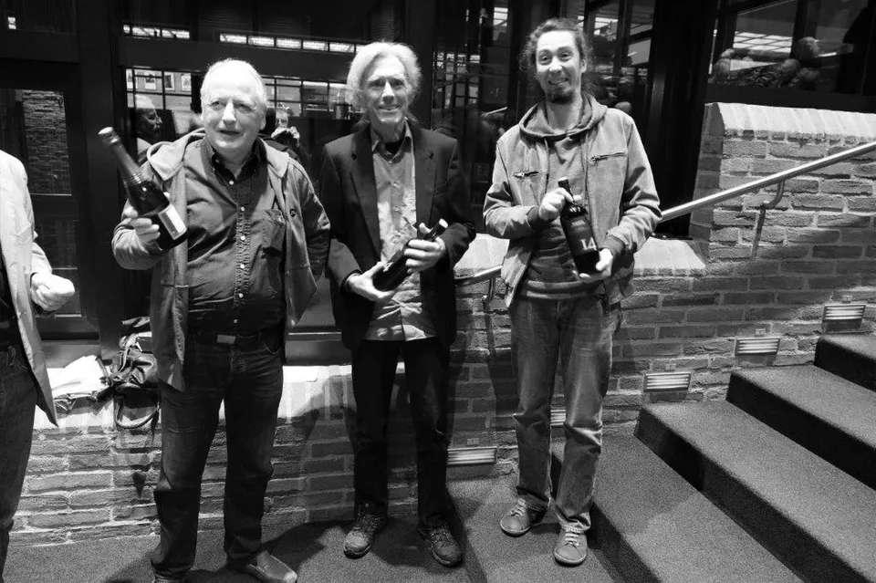 Die ersten drei: H.M. Schmidt, K. Schuster, M. Richter Die ersten drei: H.M. Schmidt, K. Schuster, M. Richter (Foto: Ulrich Schäfer-Newiger)
