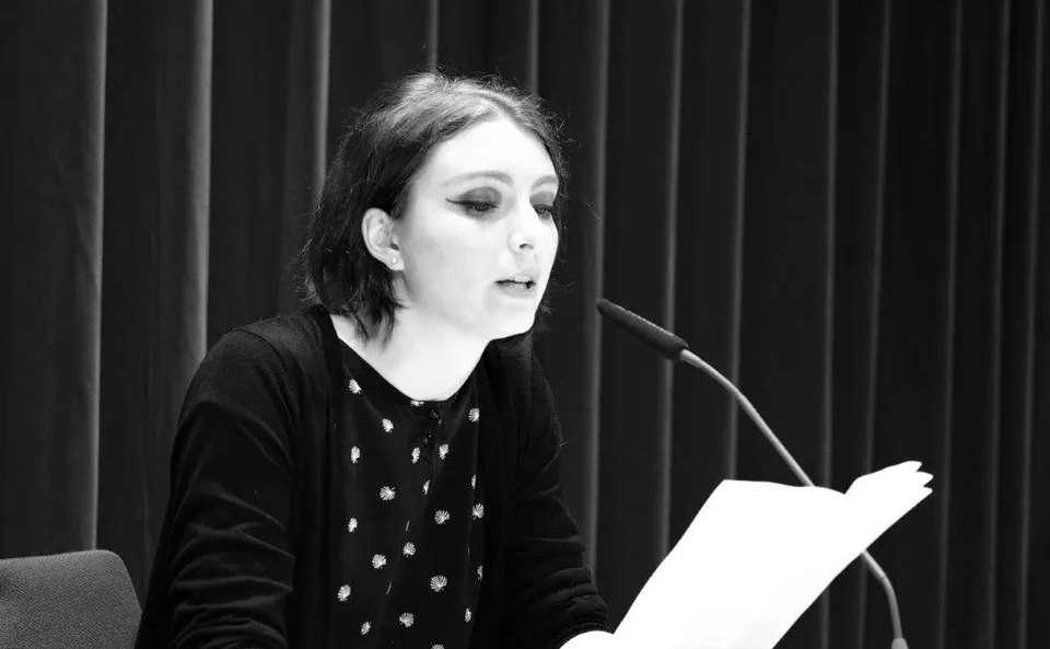 Slata Roschal (Foto: Ulrich Schäfer-Newiger)