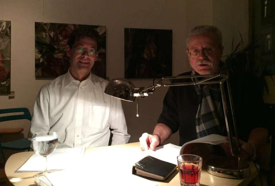 Philipp Stoll und Josef Rohrhofer