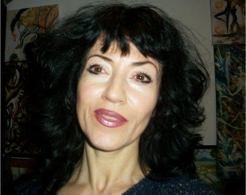 2005. Lesung – Tania Rupel