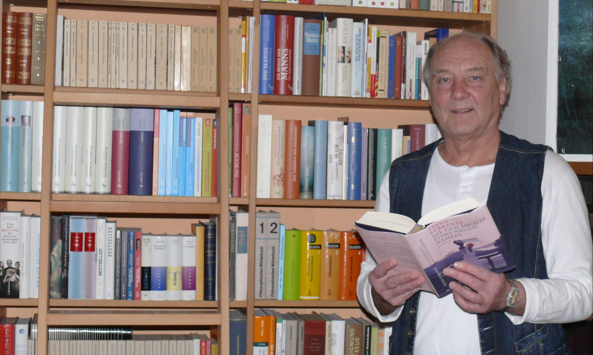 2017. Lesung im MLb – Peter Bowa