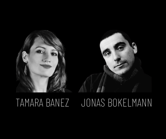 2022. Lesung im MLb – Lyrik – Jonas Bokelmann und Tamara Banez