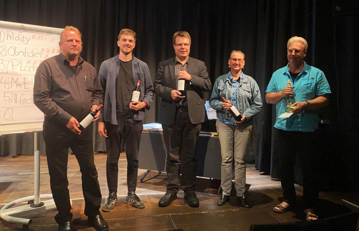 Finale 28. Haidhauser Werkstattpreis Gasteig 2021